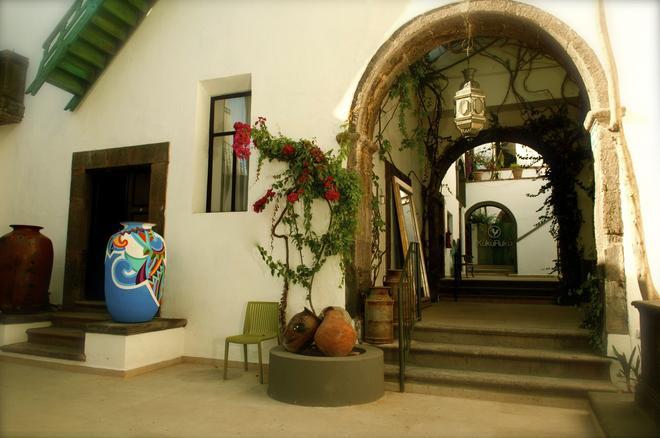 Hotel Pila Seca 11 (Green Hotel Boutique) - San Miguel de Allende - Building
