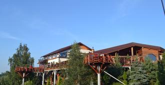 Club Vila Bran - Bran - Edificio