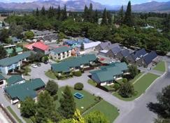 Hanmer Resort Motel - Hanmer Springs - Building