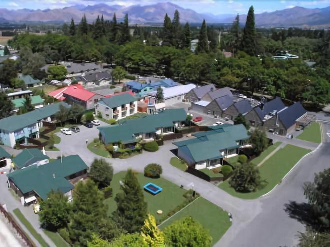 Hanmer Resort Motel - Hanmer Springs