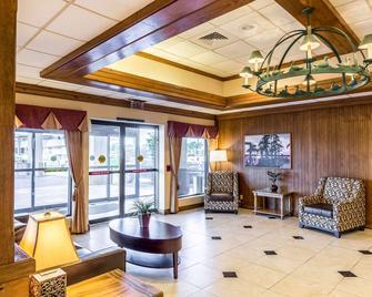 Quality Inn and Suites Baton Rouge West - Port Allen - Port Allen - Lobby