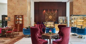 Intercontinental Dalian - דאליין - מסעדה
