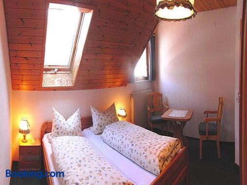 Haus Kandelblick - Furtwangen - Bedroom