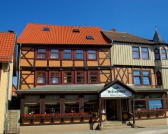 ホテル シュロスブリック - ヴェルニゲローデ - 建物
