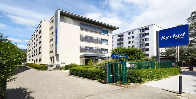Kyriad Grenoble Centre - Grenoble - Rakennus