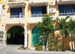 Pargo's Hotel - Puerto Escondido - Rakennus