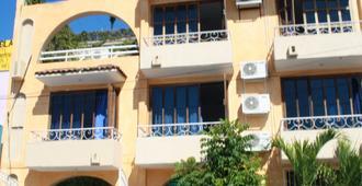 Pargo's Hotel - Puerto Escondido - Edificio