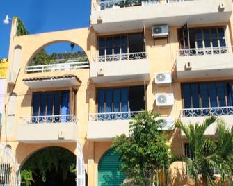 Pargo's Hotel - Puerto Escondido - Gebouw