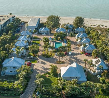 Shalimar Cottages and Motel - Sanibel - Outdoor view