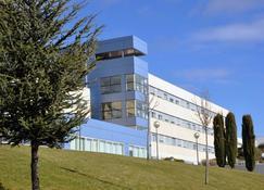 Residencia Universitaria Erasmo - Alcobendas - Edificio
