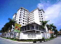 Sumai Hotel Apartment - Kuala Terengganu - Κτίριο