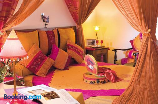 Les Cygnes - Évian-les-Bains - Bedroom