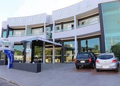 Agua Viva Hotel - Olímpia - Edifício