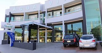 Agua Viva Hotel - Olímpia - Edificio