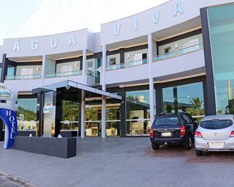 Agua Viva Hotel - Olímpia - Building