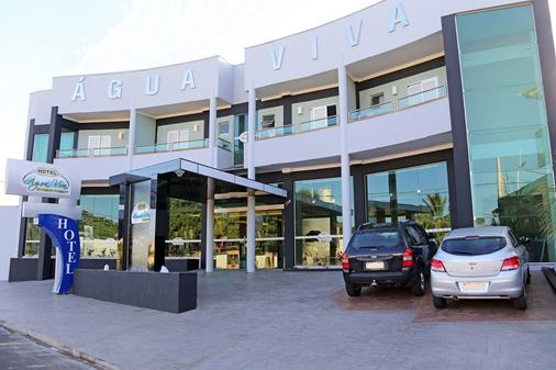 Agua Viva Hotel - Olímpia - Toà nhà