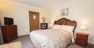 Riverside Bed And Breakfast - קארדיף - חדר שינה