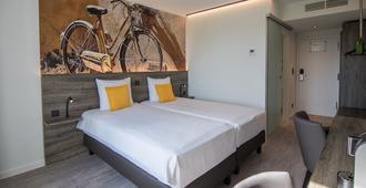 Velotel Brugge - ברוג' - חדר שינה