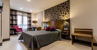 Hotel Regio Cadiz - Cádiz - Schlafzimmer