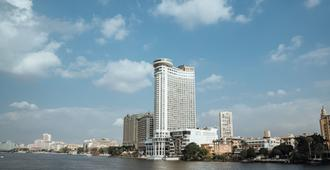Grand Nile Tower - Kairo - Bygning