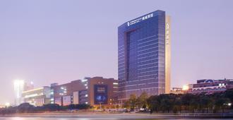 Yiwu Shangcheng Hotel - Yiwu - Edificio