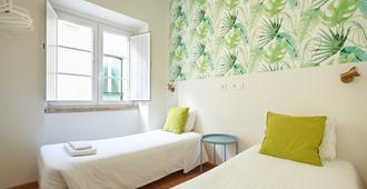 Portugal Ways Santa Catarina Suites - Lisbon - Bedroom