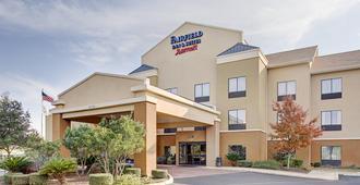 Fairfield Inn & Suites by Marriott San Antonio SeaWorld/Westover Hills - San Antonio - Building