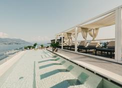 Hotel La Palma - Stresa - Pool