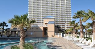 Crystal Tower Condominiums by Wyndham Vacation Rentals - Gulf Shores - Building