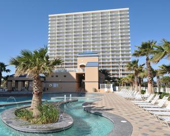 Crystal Tower Condominiums by Wyndham Vacation Rentals - Галф-Шорз - Здание