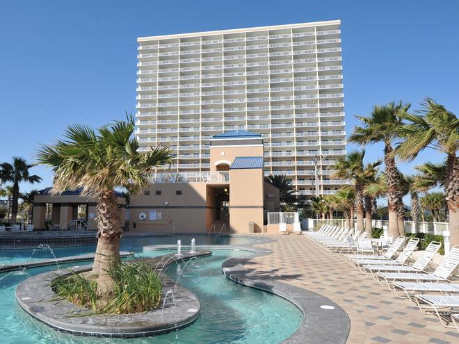 Crystal Tower Condominiums by Wyndham Vacation Rentals - Gulf Shores - Rakennus