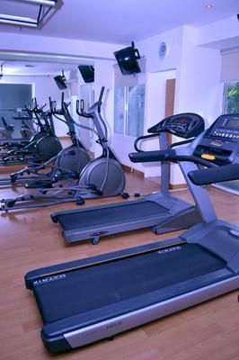 蘇迪曼哈里斯套房酒店 - 雅加達 - 雅加達 - 健身房