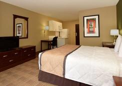 Extended Stay America - Kansas City - Overland Park - Overland Park - Bedroom