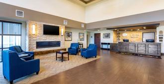 Comfort Suites Near Denver Downtown - דנבר - לובי