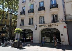 Regina Hotel - Avignon - Building