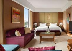 Shangri-La Hotel Chiang Mai - Chiang Mai - Makuuhuone