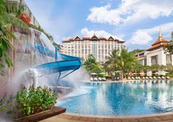 Shangri-La Hotel, Chiang Mai - Chiang Mai - Pool