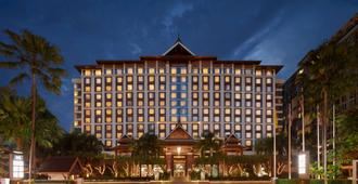 Shangri-La Hotel, Chiang Mai - Τσιάνγκ Μάι - Κτίριο