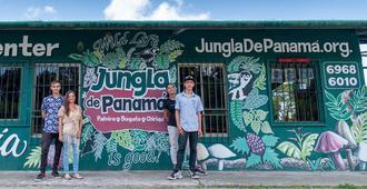 Jungla de Panama - Boquete