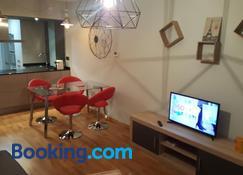 Apartamento Herreros 28 - Pontevedra - Living room