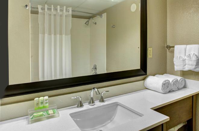 阿什維爾 I-240 隧道公路江山套房酒店 - 阿士維爾 - 阿什維爾 - 浴室