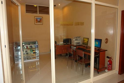 Dreamliner Hotel - Addis Ababa - Khu vực làm việc