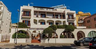 Hotel El Balear - Alghero Sardinia - Edifício