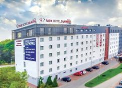 Park Hotel Diament Katowice - Katovice - Building