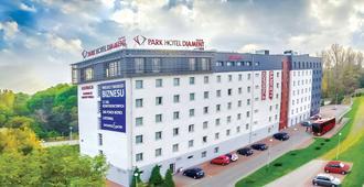 Park Hotel Diament Katowice - Kattowitz - Gebäude