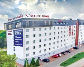 Park Hotel Diament Katowice - Катовіце - Будівля
