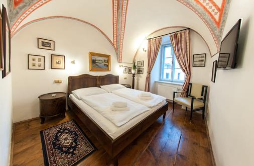李奧納多酒店 - 契斯基庫倫洛夫 - 克魯姆洛夫 - 臥室