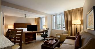 Homewood Suites by Hilton Baltimore - Baltimore - Wohnzimmer
