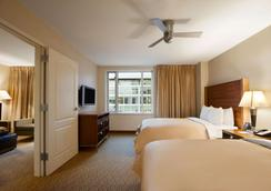 Homewood Suites by Hilton Baltimore - Baltimore - Phòng ngủ