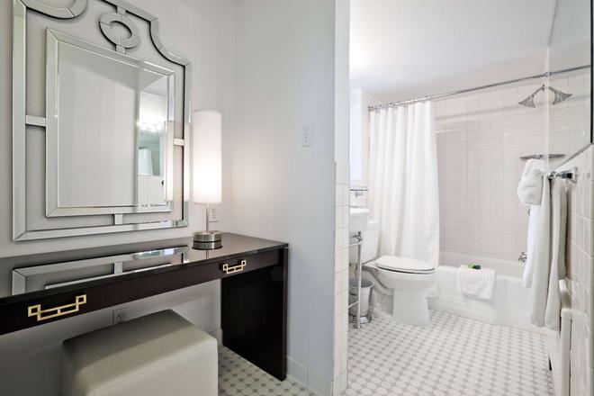 State Plaza Hotel - Washington - Bagno